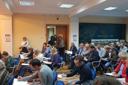 Нижегородцы неоднозначно отнеслись к новому формату обсуждений Покровки и площади Горького
