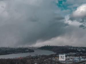 Ливни и сильный ветер надвигаются на Нижегородскую область