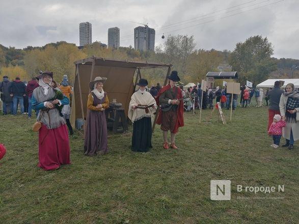 Нижегородцы стали участниками средневекового сражения  - фото 11