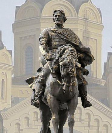 Стало известно, как будет выглядеть памятник Александру Невскому на Стрелке - фото 2
