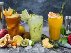 Три коктейля по цене двух предлагает посетителям «Домашняя Италия»