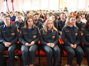 «Всероссийский студенческий корпус спасателей» открылся в ННГАСУ