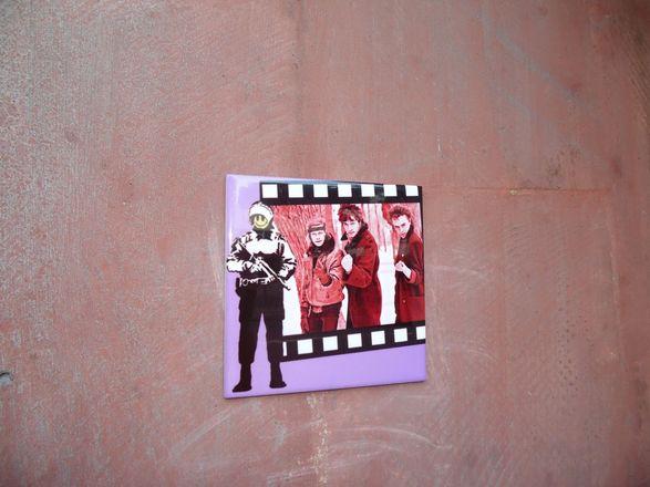 Уличная галерея от Бэнкси Нижегородского появилась на Варварке - фото 3