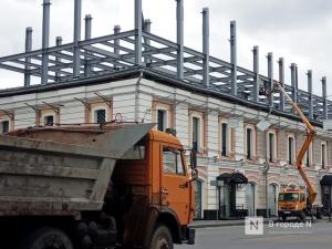 Дому-ровеснику Октябрьской революции на Нижне-Волжской набережной добавят этажей