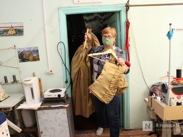 Восемь месяцев без зрителей: как живет нижегородский театр оперы и балета в пандемию - фото 44