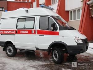 Женщина пострадала в аварии с маршруткой в Автозаводском районе