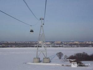 Проезд на нижегородской канатной дороге может подорожать