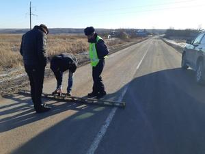 Дорогу в Шатковском районе отремонтировали за 32 млн рублей