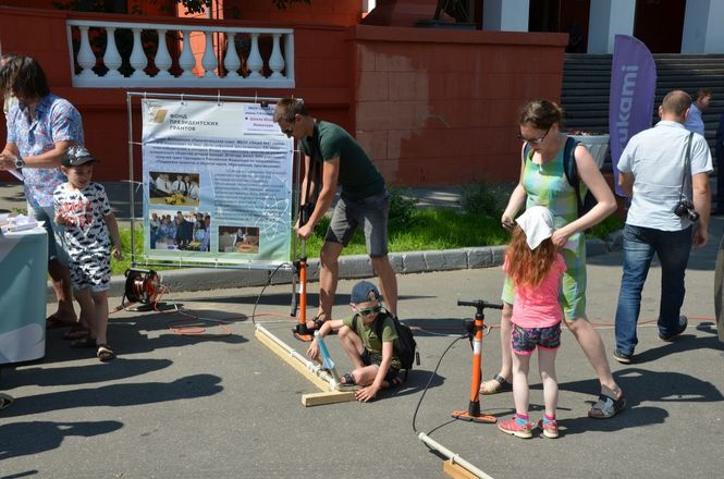 По стопам Кулибина: фестиваль изобретателей Rukami впервые прошел в Нижнем Новгороде - фото 29