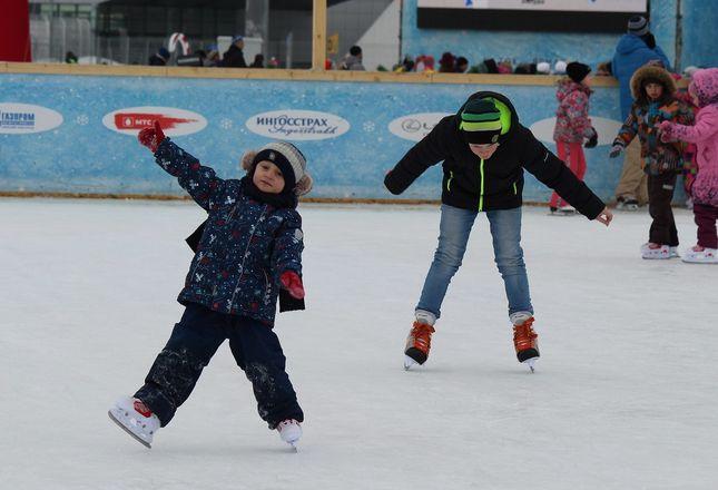 Нижегородцы отметили спортивную Масленицу в «Зимней сказке» - фото 11