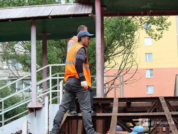 Благоустройство «Красной горки» на улице Усилова началось несмотря на путаницу с проектами - фото 27