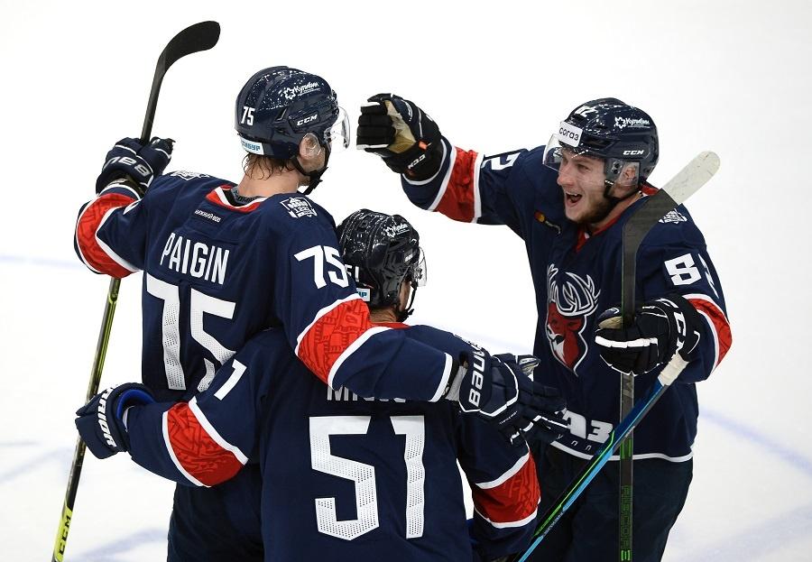 «Торпедо» одержало первую домашнюю победу в новом сезоне КХЛ - фото 1