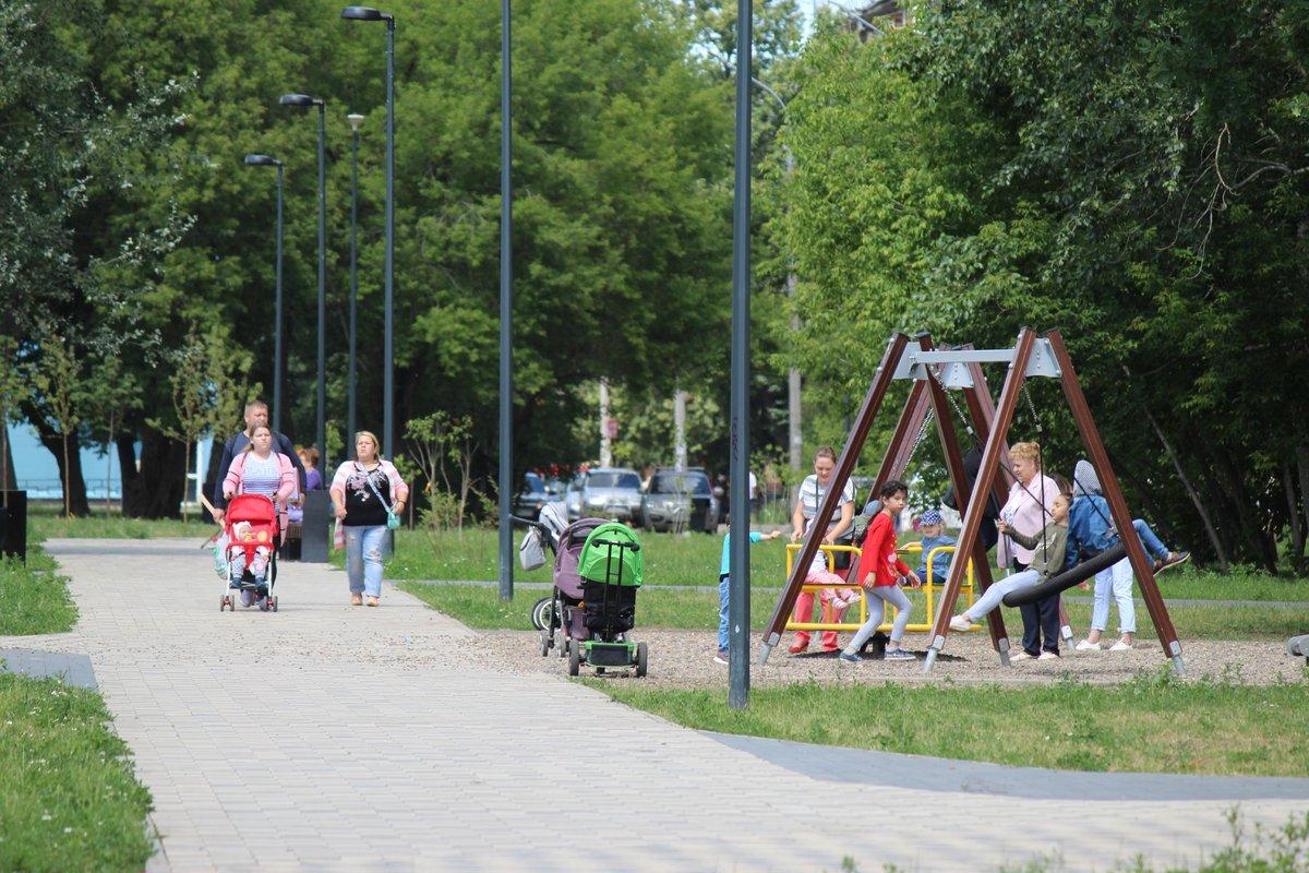 Не прошло и года: нижегородские скверы нужно благоустраивать заново - фото 2