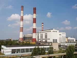 На Дзержинской ТЭЦ возведен фундамент нового котлоагрегата