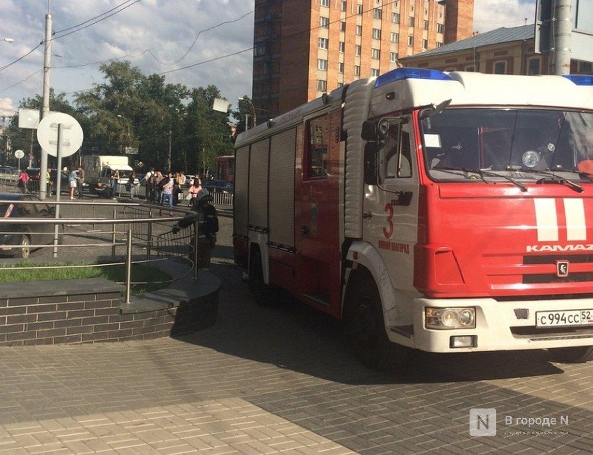 Посетителей нижегородского ТЦ «Небо» эвакуировали из-за звонка о бомбе - фото 1