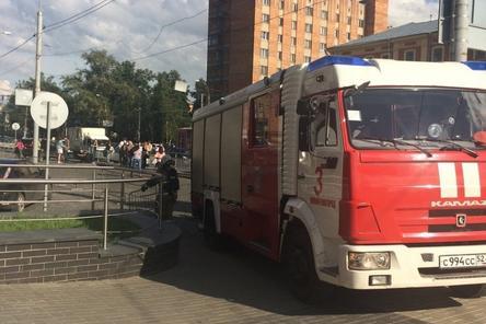Посетителей нижегородского ТЦ «Небо» эвакуировали из-за звонка о бомбе