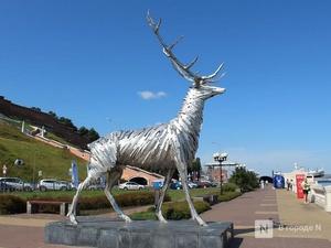 Нижний Новгород вошел в пятерку самых желанных городов для туризма по Волге