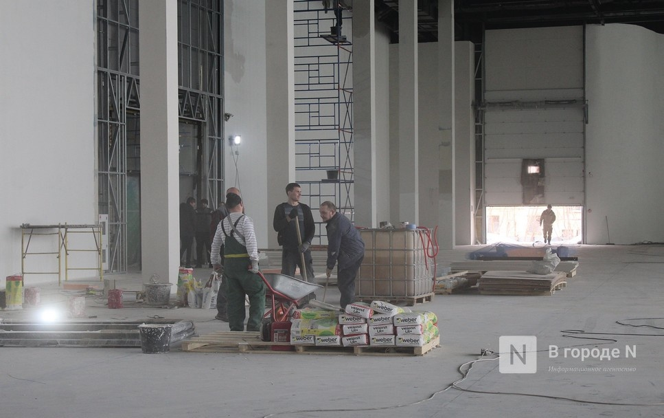 Павильон с движущимися пилонами откроется на Нижегородской ярмарке в апреле - фото 3