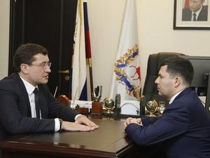 Никитин поручил новому министру экологии взять на особый контроль «Белое море»