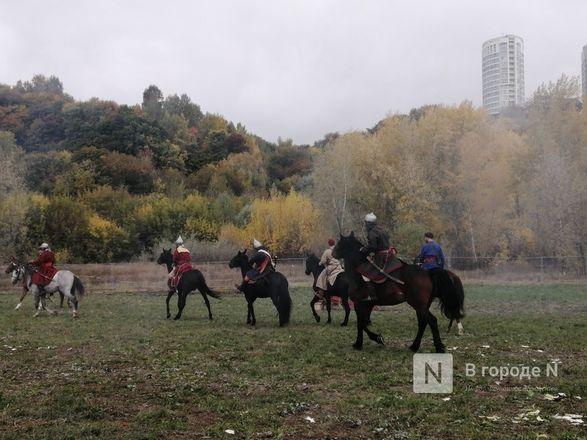 Нижегородцы стали участниками средневекового сражения  - фото 1
