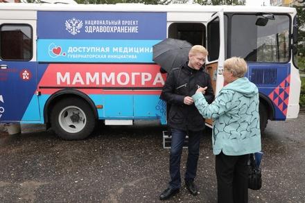 Сормовичи попросили «Поезд здоровья» вернуться к ним в район