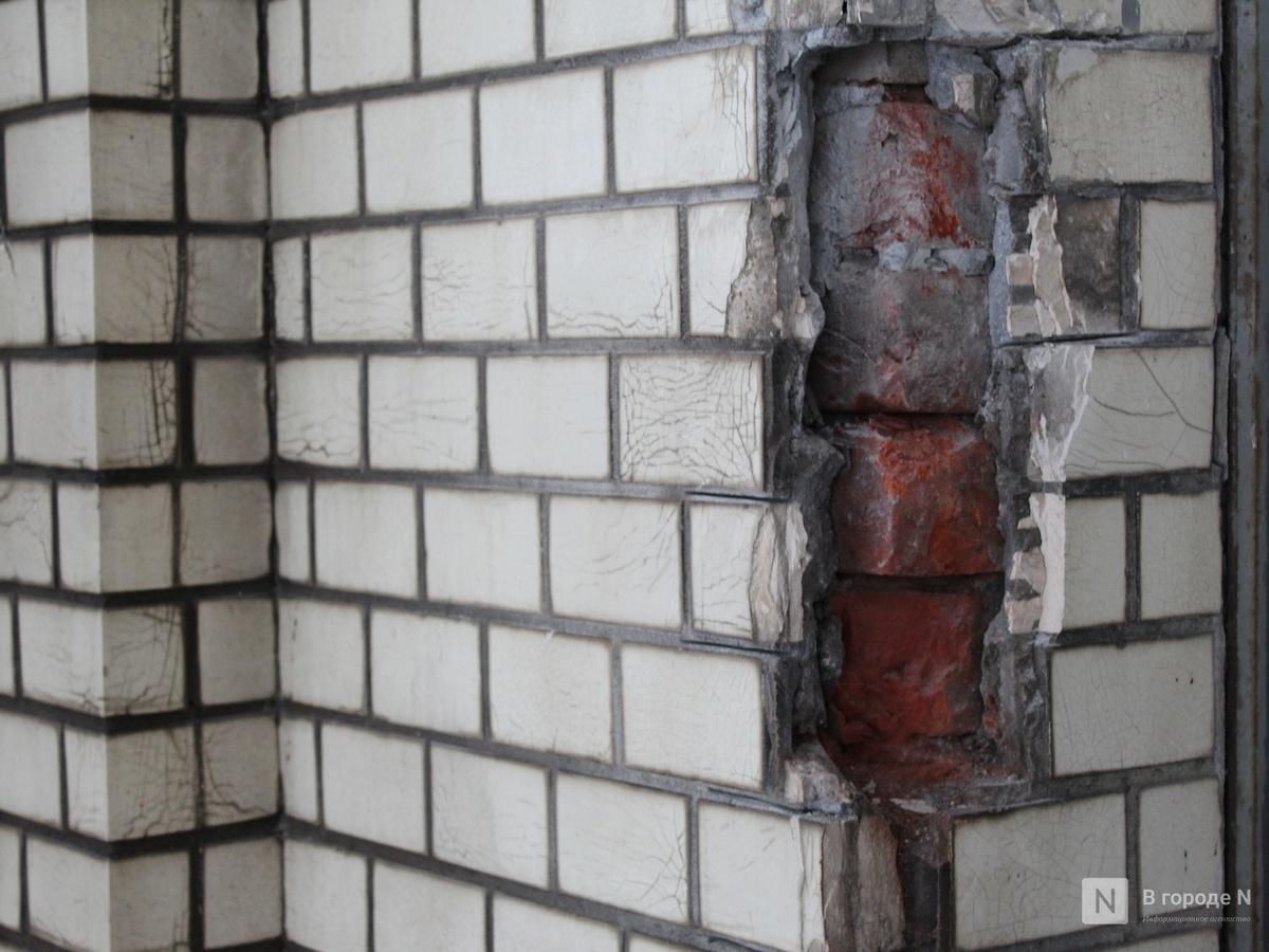 Инъекция для стен: как идет реставрация фасада нижегородской фабрики «Маяк» - фото 5