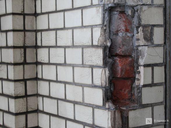 Инъекция для стен: как идет реставрация фасада нижегородской фабрики «Маяк» - фото 43