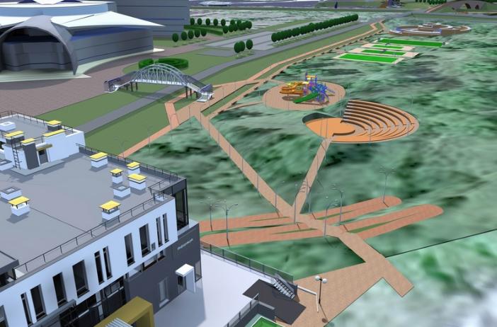 Проект строительства пешеходного перехода в «Борском Волгоречье» должен быть готов к декабрю 2019 года - фото 1
