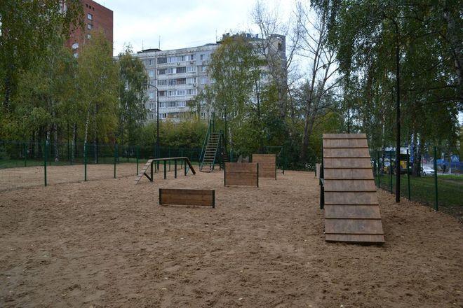 Детский городок и площадка для собак открылись в парке Пушкина - фото 3