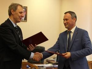 АО «Теплоэнерго» и ННГУ имени Н. И. Лобачевского подписали соглашение о сотрудничестве