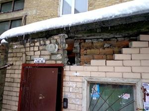 Прокуратура требует установить разумные сроки расселения дома в Ленинском районе