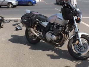 Пьяный гонщик-мотоциклист устроил серьезное ДТП в Выксунском районе