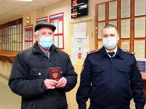 Житель Бора прозрел и стал россиянином в 70 лет