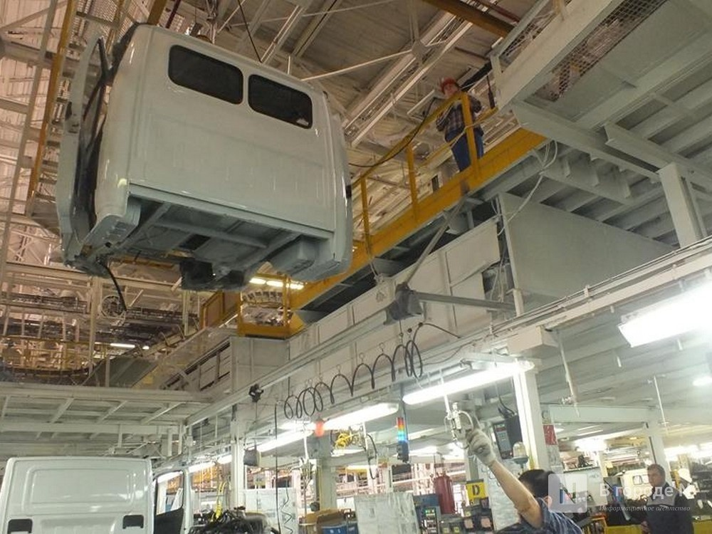 ГАЗ приостановит производство с 22 июня - фото 1