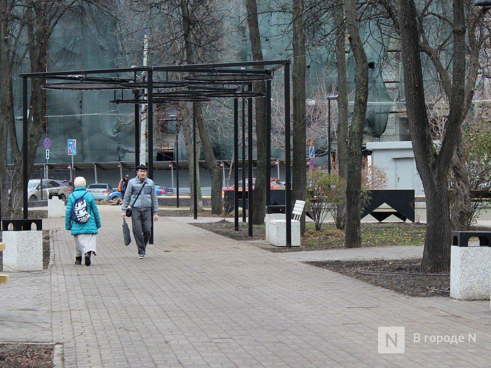 Благоустройство Чернопрудского сквера завершится в следующем году - фото 1