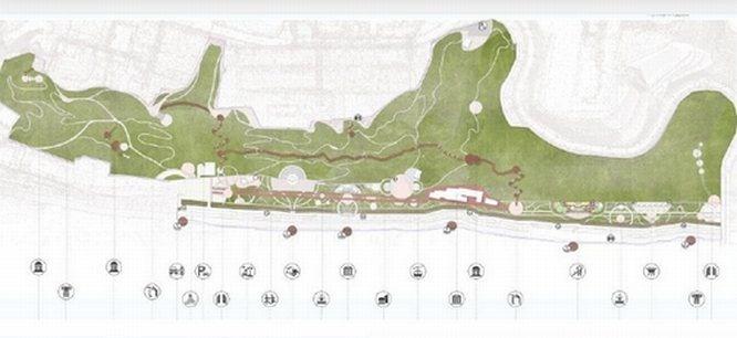Девять вариантов развития парка «Горки» предложили нижегородские студенты - фото 4