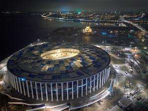 Леонид Ставицкий высоко оценил готовность стадиона «Нижний Новгород»