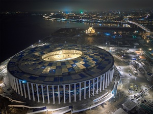 На охрану стадиона «Нижний Новгород» потратят 53 млн рублей