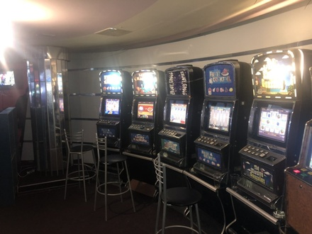 На улице Белинского из помещения для азартных игр изъяли 45 игровых автоматов