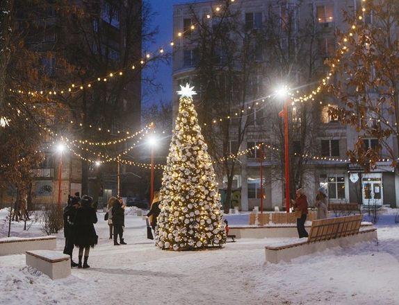 Три площадки в Нижнем Новгороде открылись после благоустройства - фото 5