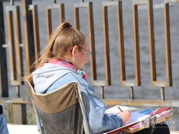 Праздник в пандемию: как Нижний Новгород отметил 799-летие - фото 39