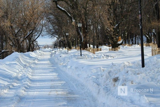 Благоустройство Александровского сада в Нижнем Новгороде завершится в июле - фото 5