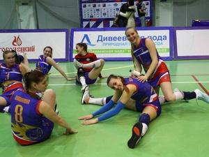 Нижегородские спартанки продемонстрировали, как они готовятся к пятому туру Высшей лиги «А»
