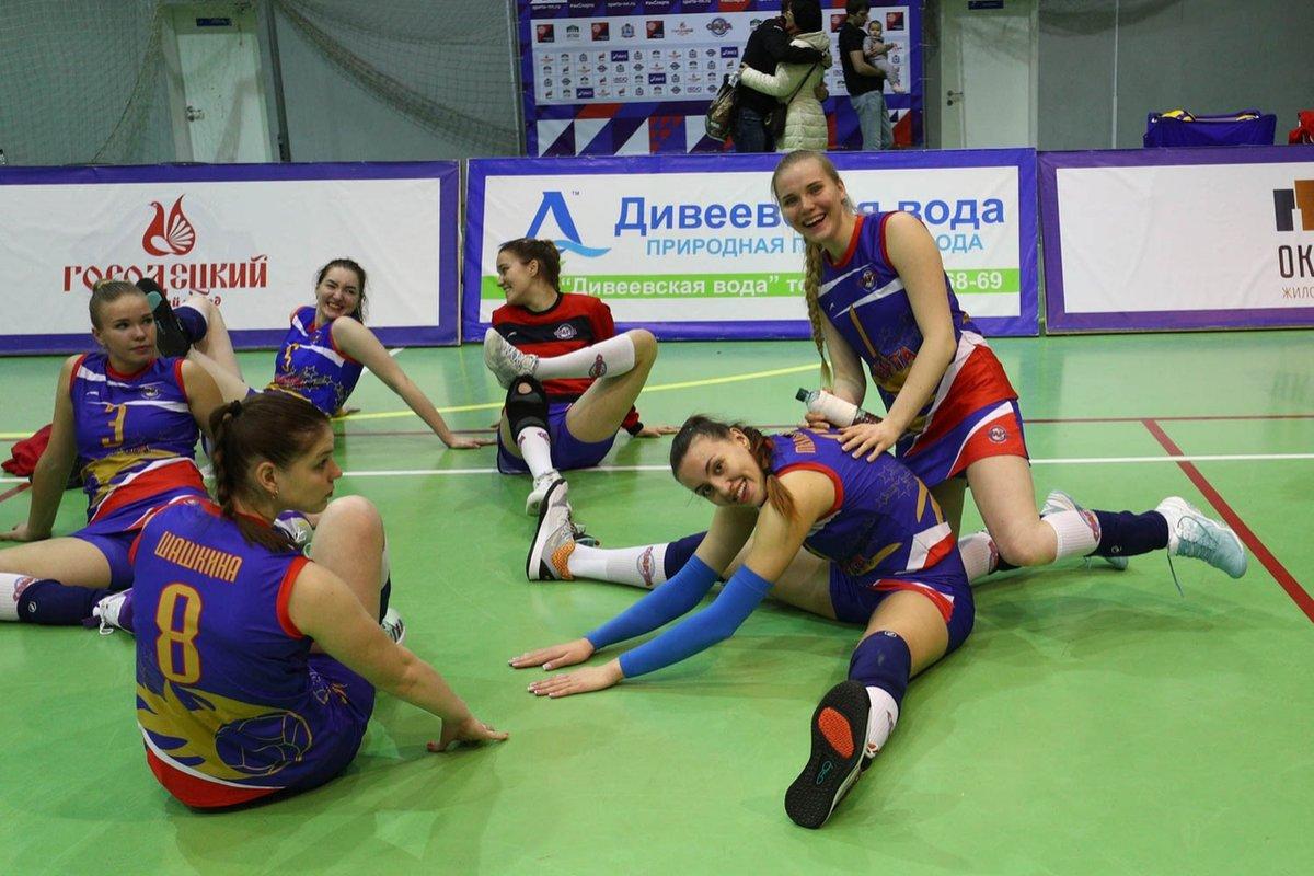 Нижегородские спартанки продемонстрировали, как они готовятся к пятому туру Высшей лиги «А» - фото 1