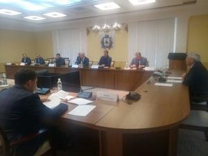 Евгений Люлин выступил за ускоренное решение проблемы стоков в реку Рязанку