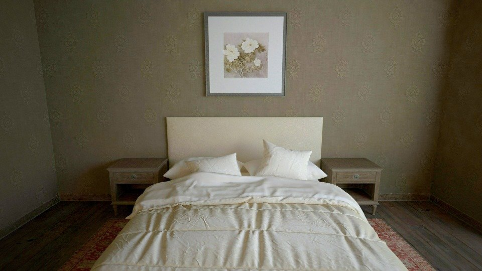 Почему в отелях используют белое постельное белье, а цветное – нет - фото 1