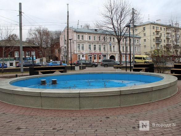 Благоустройство Чернопрудского сквера завершится в следующем году - фото 12