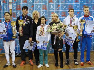 Арзамасский саблист стал бронзовым призером всероссийского турнира