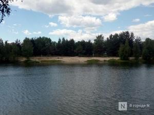 Труп мужчины обнаружили в озере в Автозаводском районе