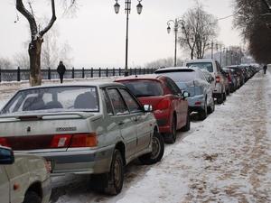 Платные парковки могут заполонить Нижний Новгород (КАРТА)